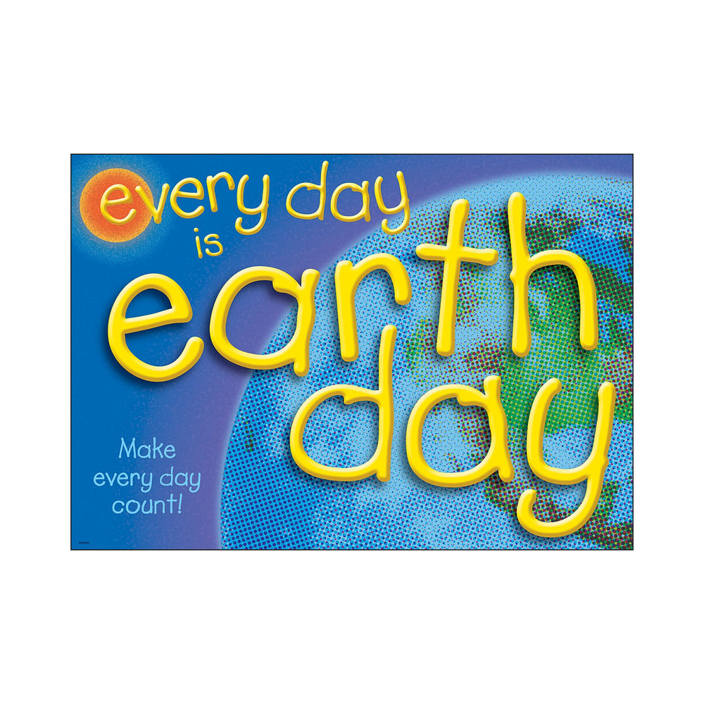 TA67299 ARGUS Poster Every Day Earth Day