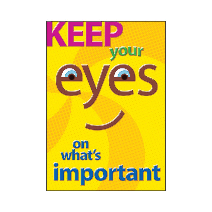 TA67387 ARGUS Poster Keep Your Eyes