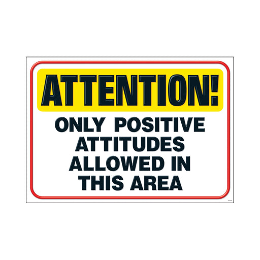 TA67389 ARGUS Poster Attention Positive
