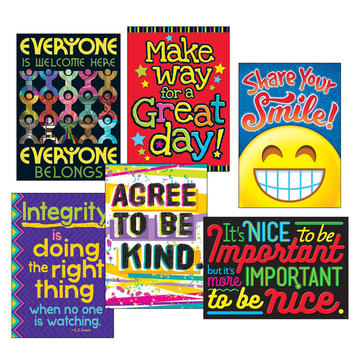 TA67938 ARGUS Poster Pack Kindness