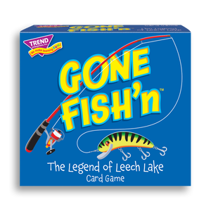 Product image of game box for Gone Fish'n™ fun card game for kids