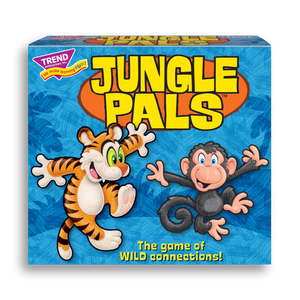Product image of game box for Jungle Pals™ Three Corner™ fun card game for kids