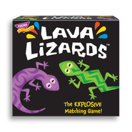 Product image of game box for Lava Lizards™ Three Corner™ fun card game for kids