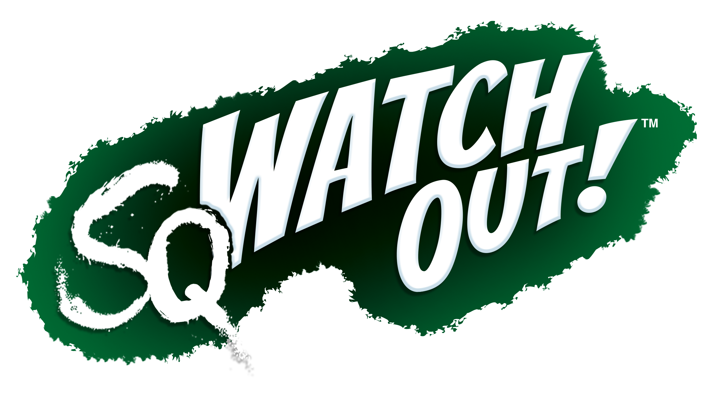 sqWATCH OUT!™ game logo