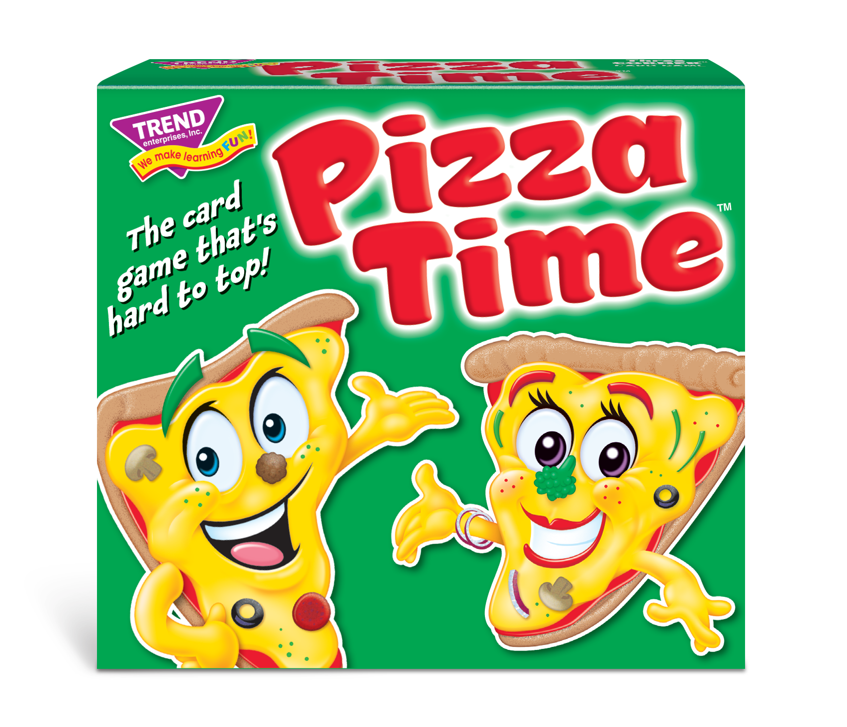 Pizza Time™ fun family card game