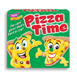 Product image of game box for Pizza Time™ Three Corner™ fun card game for kids