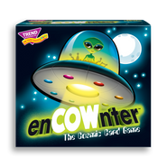 Product image of game box for enCOWnter™ Three Corner™ fun card game for kids