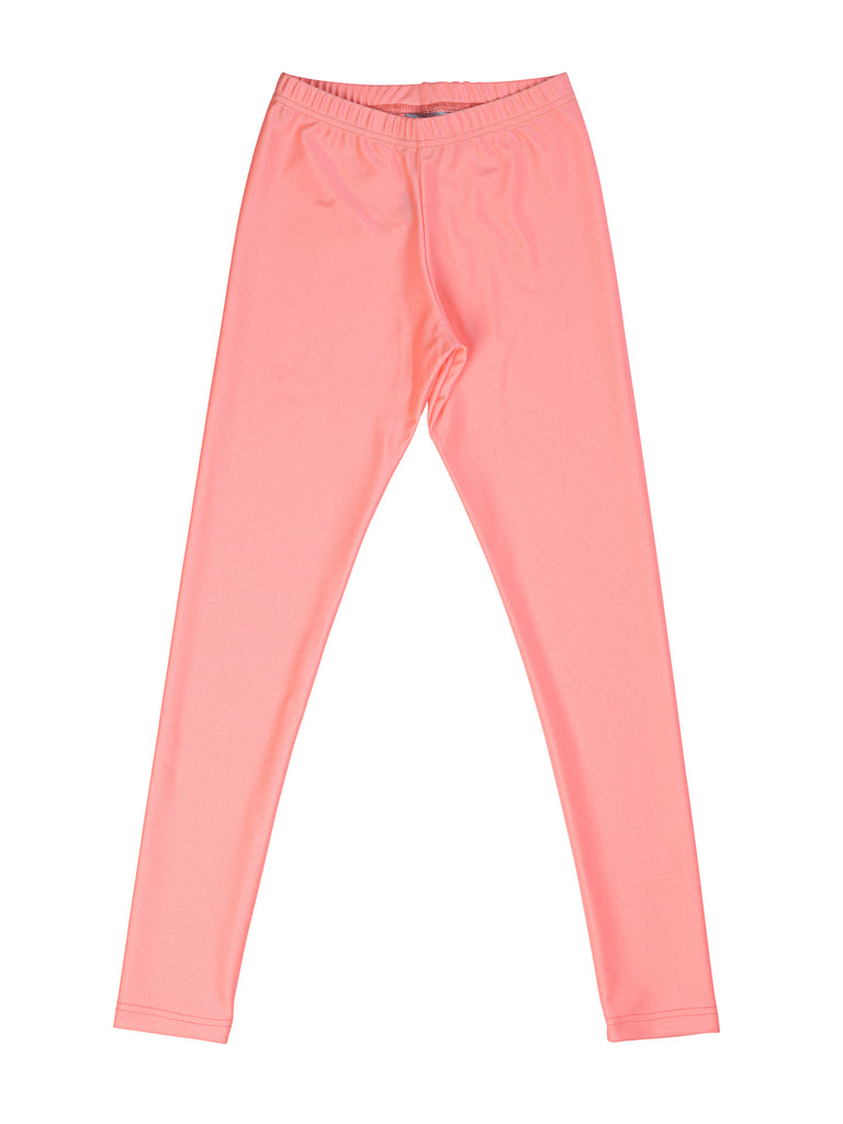 salmon legging for girl miss flamingo kids