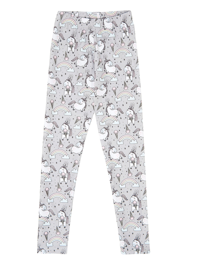 unicorn legging for girl miss flamingo kids