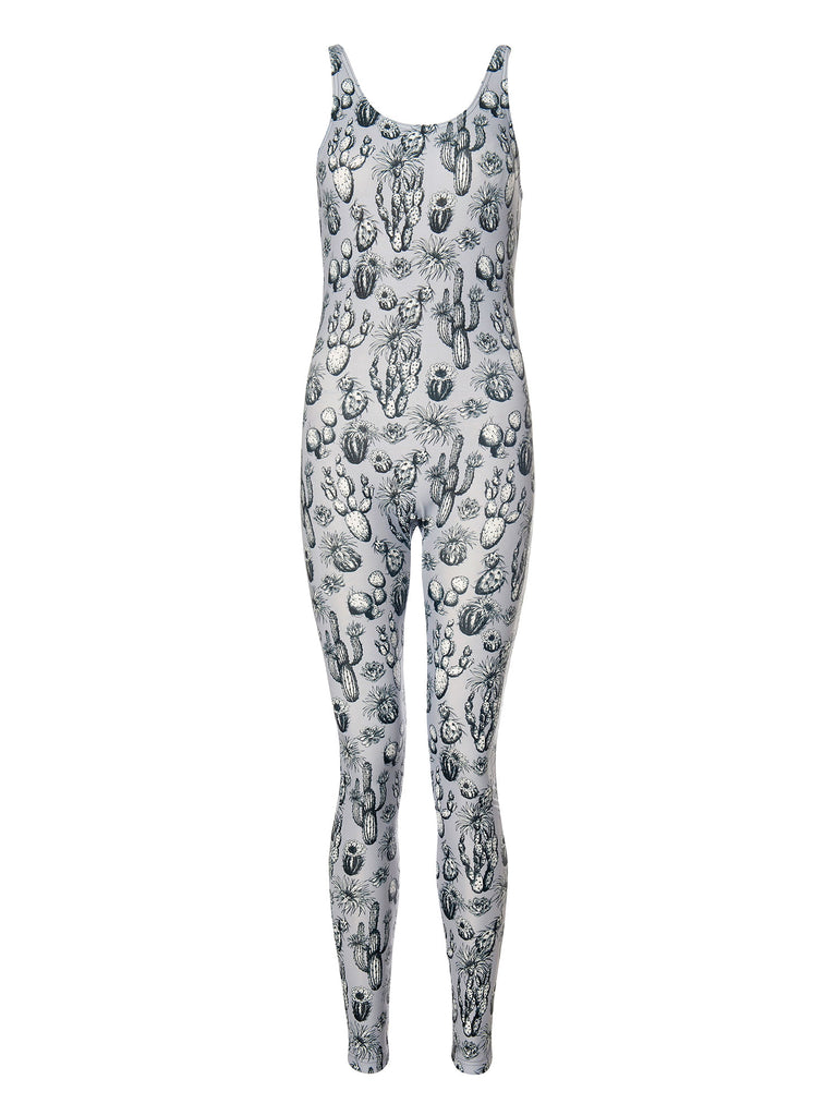 Cactus Grey Women One-Piece Bodysuits