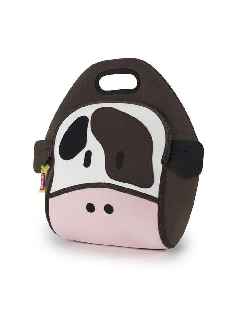 Girl Brown Holy Cow Lunch Box