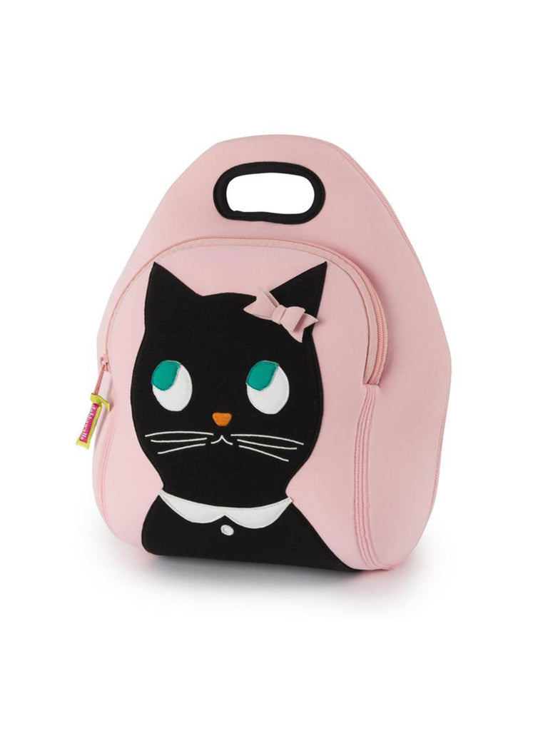 Girl Pink Miss Kitty Lunch Box