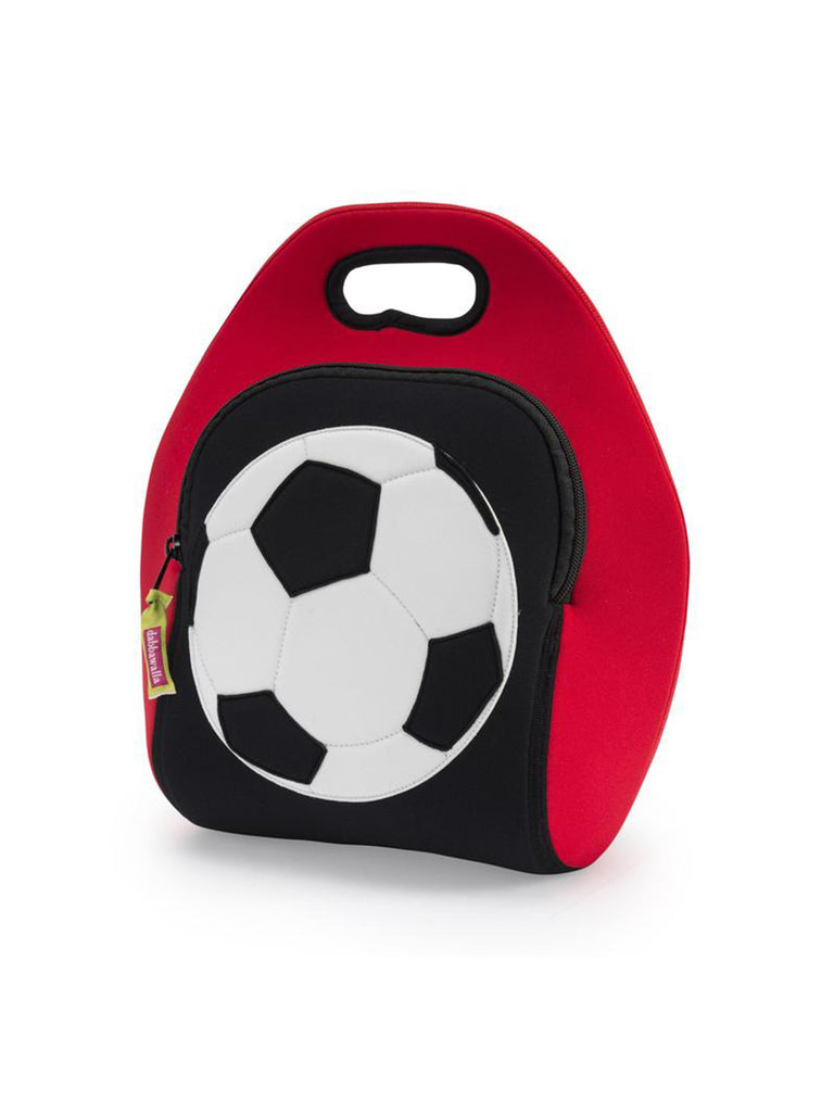 Boy Red Soccer Lunch Box - Game On!