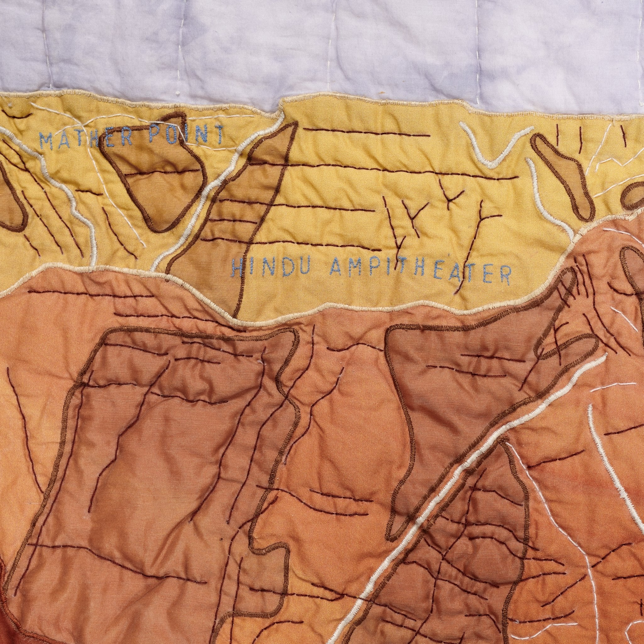 Grand Canyon Quilt