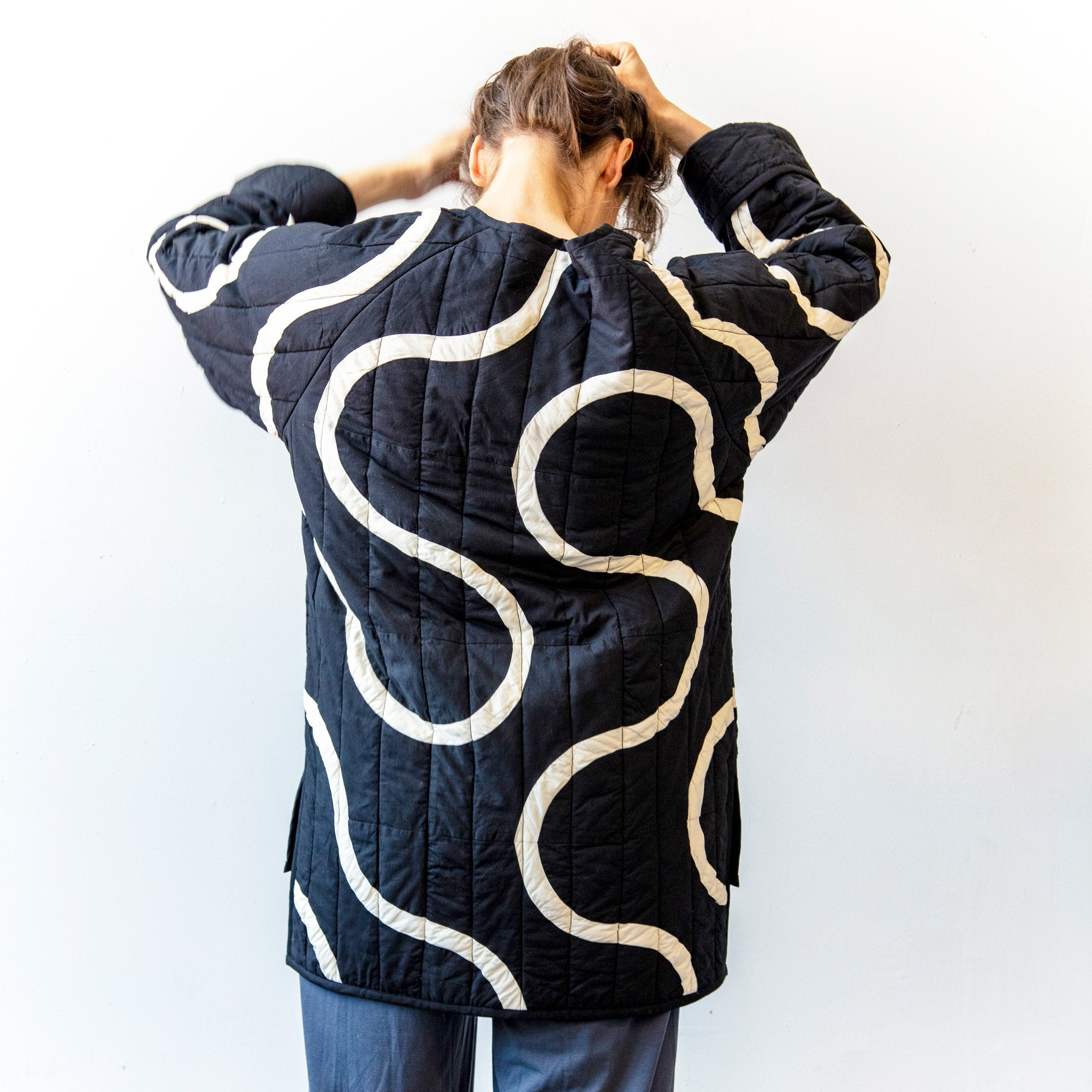 Coming Soon: Snake Path Coat