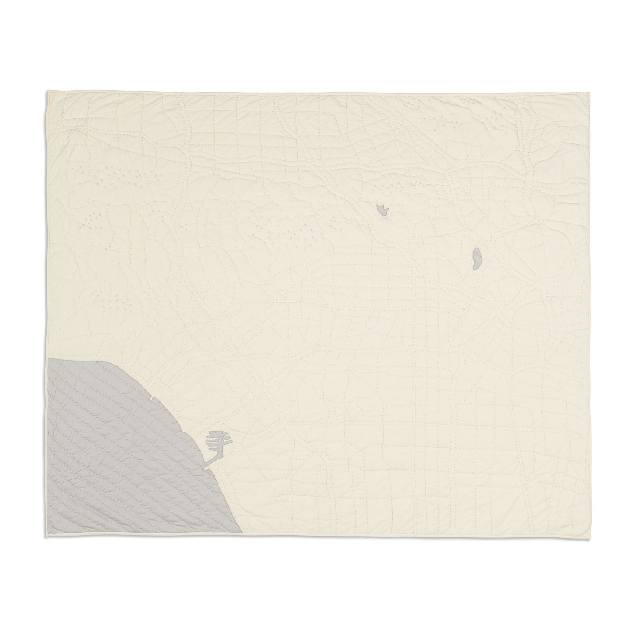 Los Angeles Throw / Ivory City Quilts