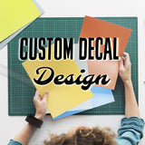Custom Decal Design Fee
