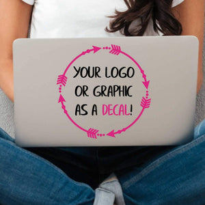 Vinyl Decal From Your Logo or Graphic