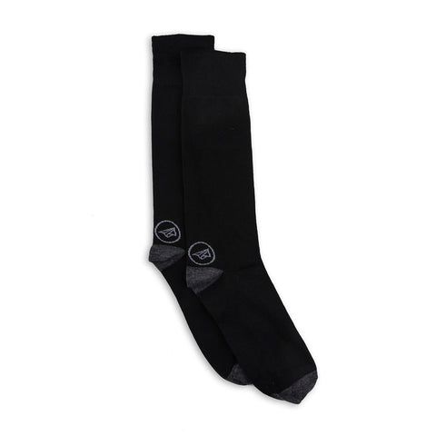 Noma Basic Negro-Colección-Basicos-Calcetines-Algodón-Noma Outfitters
