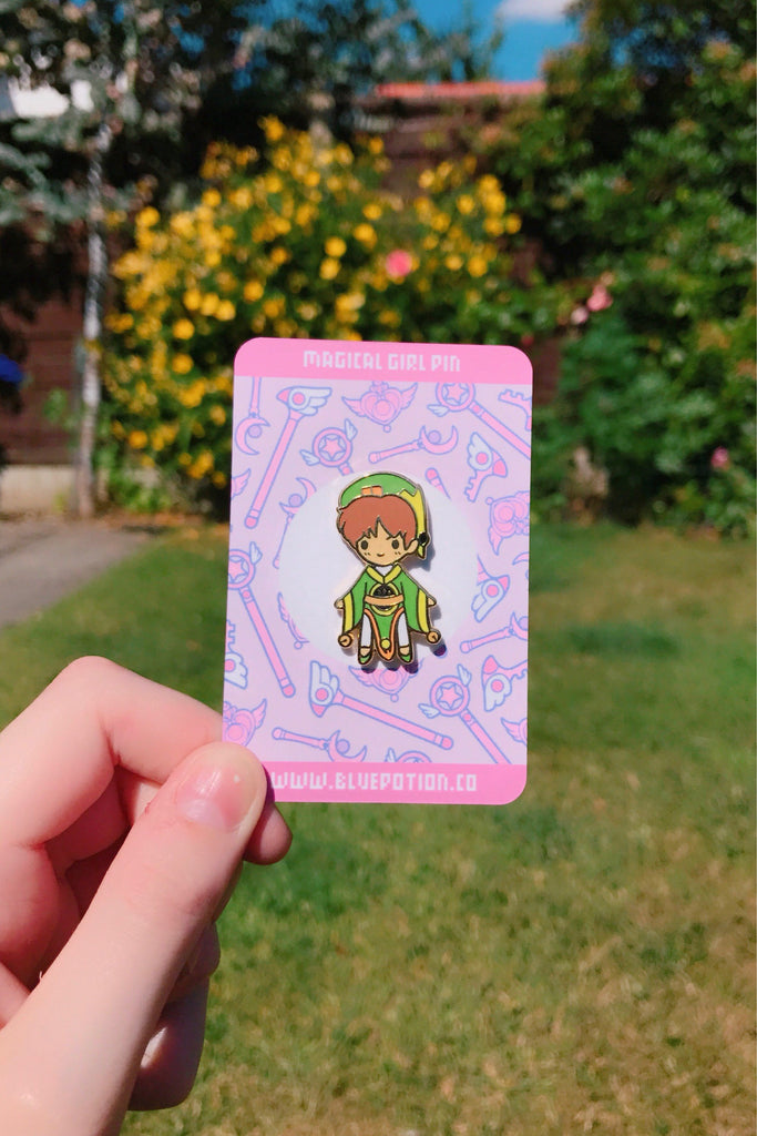 Cardcaptor Sakura Hard Enamel Pin Collection