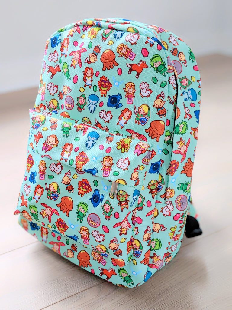 Legend of Cute Backpack