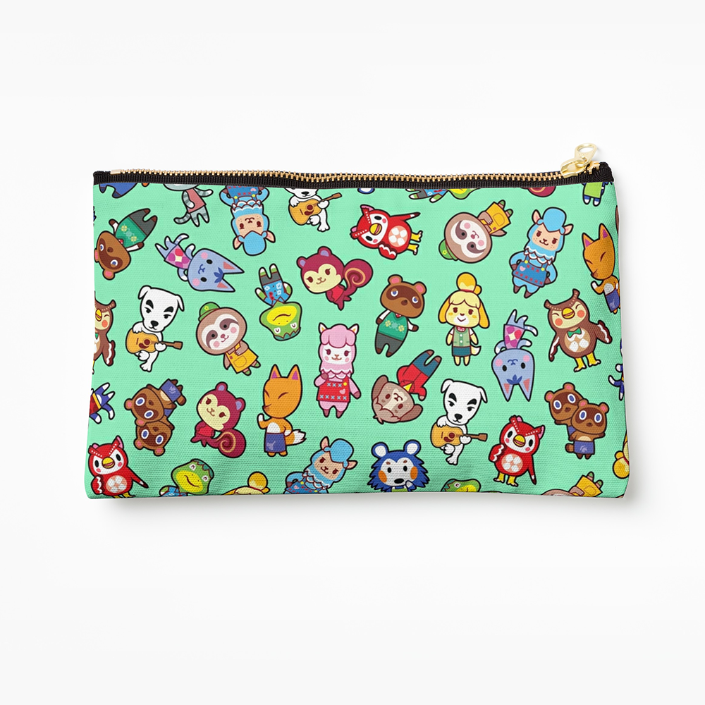 Cutie Crossing Pencil Case