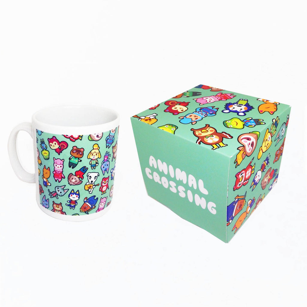 Cutie Crossing Mug & Box Set