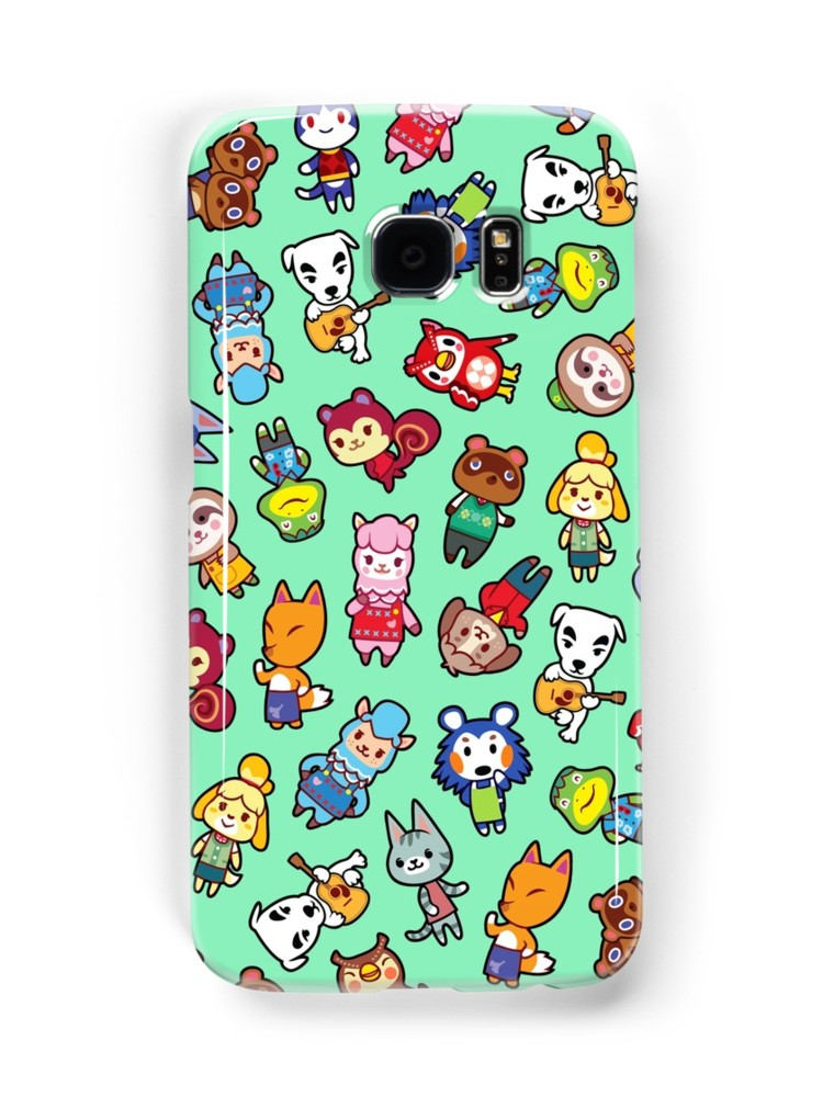 Cutie Crossing Phone Case