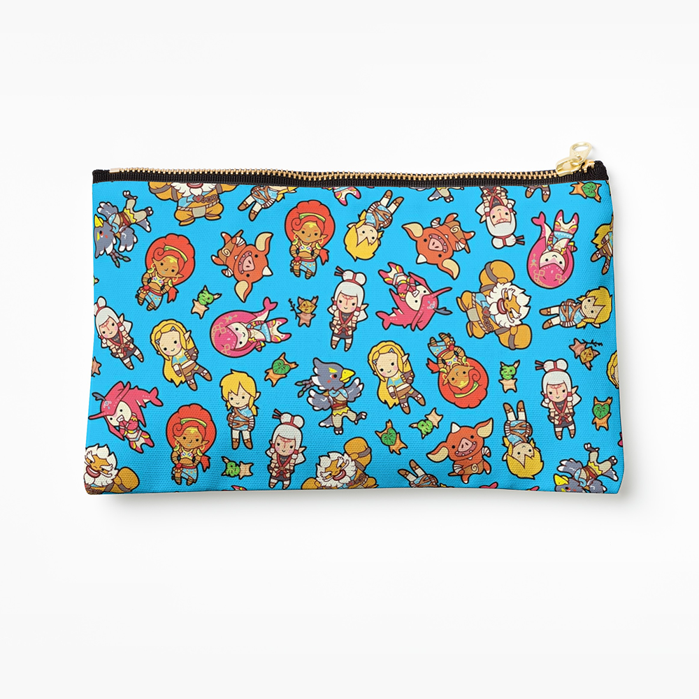 Breath of the Wild Pencil Case