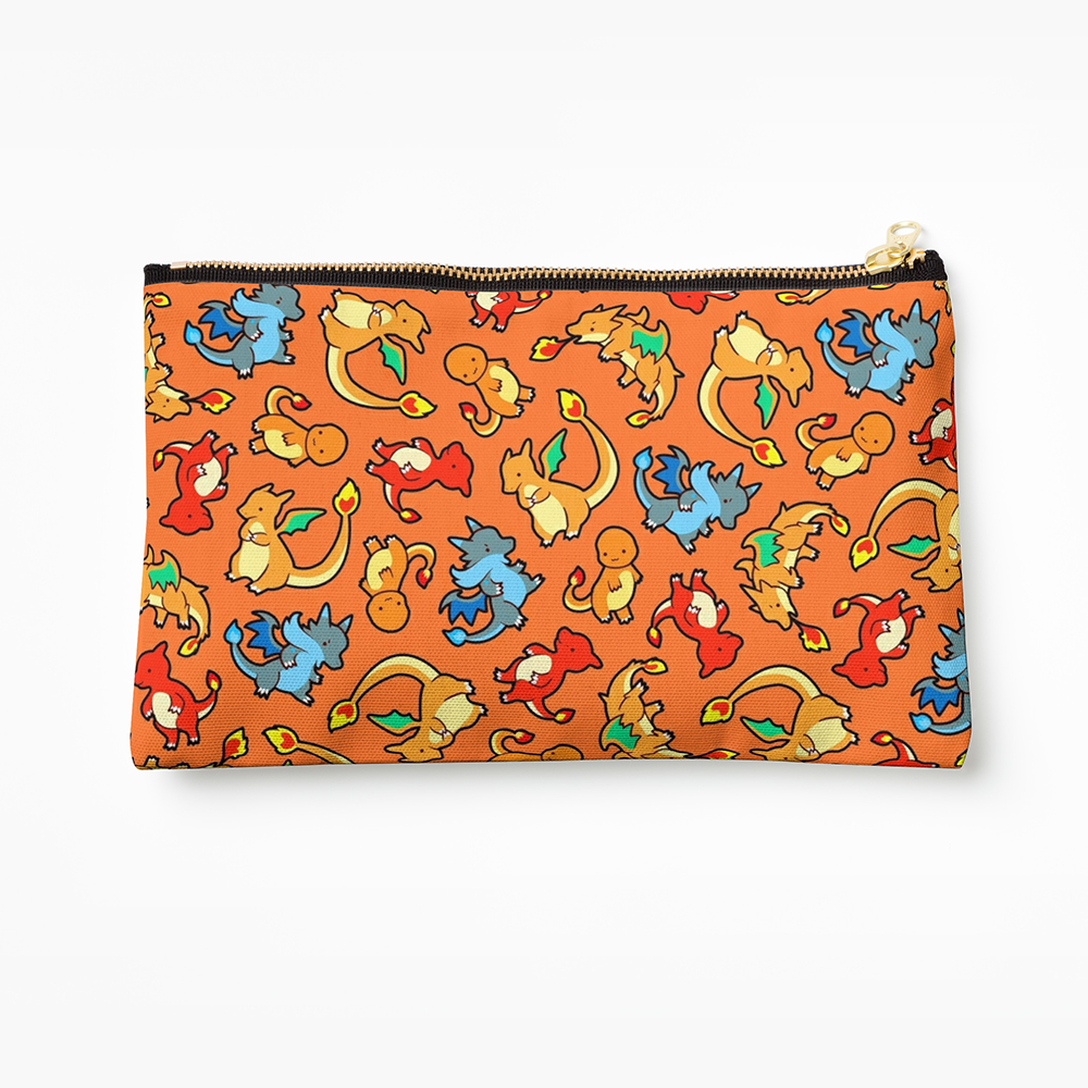 Fire Dragons Pencil Case
