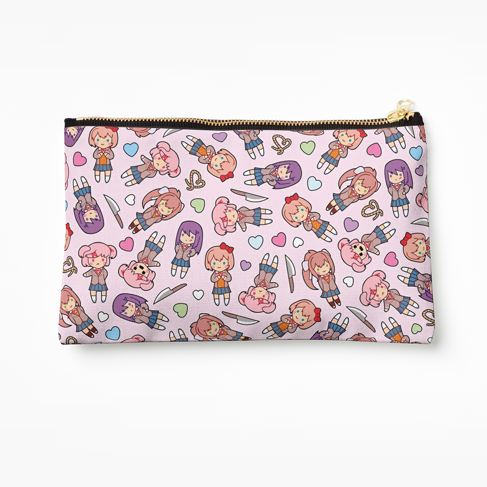 Doki Doki Literature Club Pencil Case