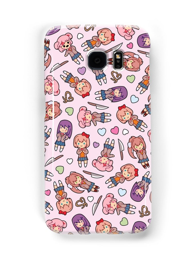 Doki Doki Literature Club Phone Case