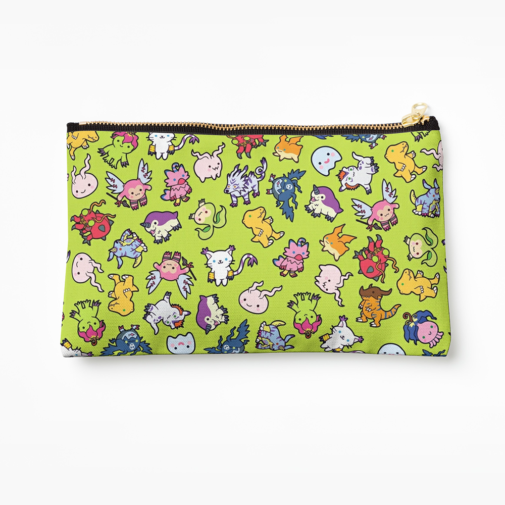 Chibimon Pencil Case