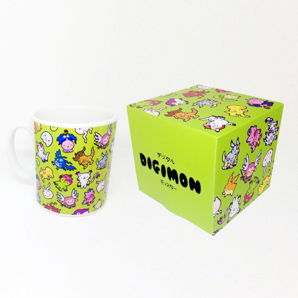 Chibimon Mug & Box Set