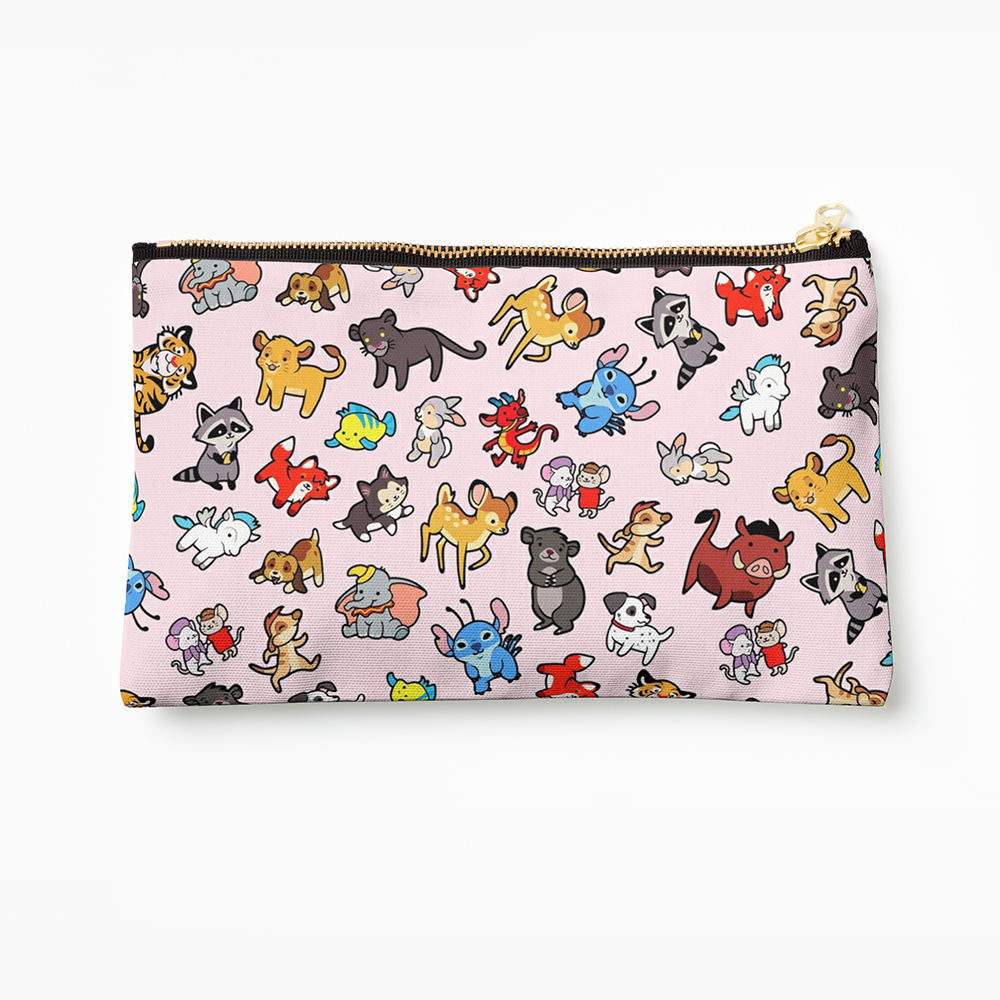 Animals of Disney Pencil Case