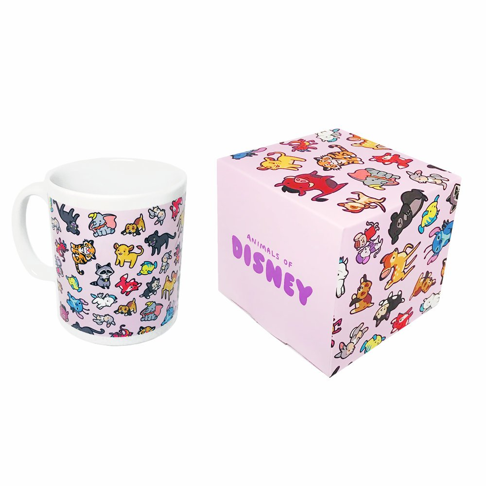 Animals of Disney Mug & Box Set