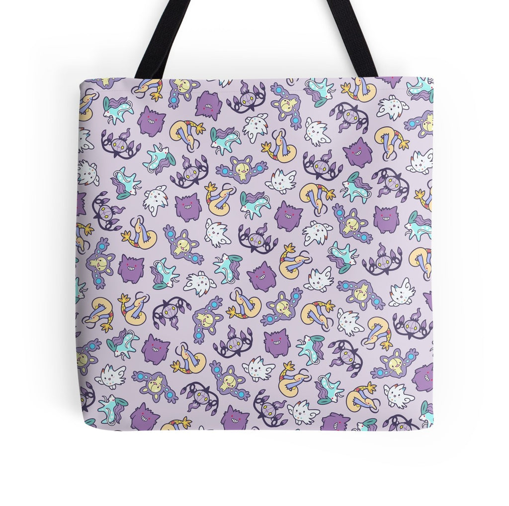 Dreamy Monsters Tote Bag