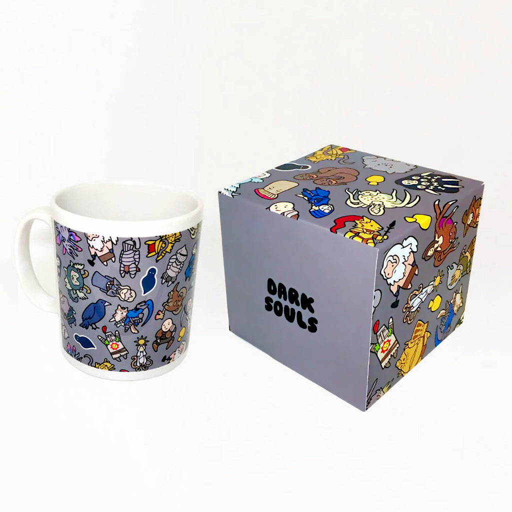 Cutie Souls Mug & Box Set