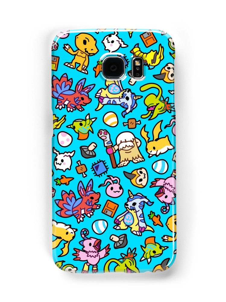Digimon World Phone Case
