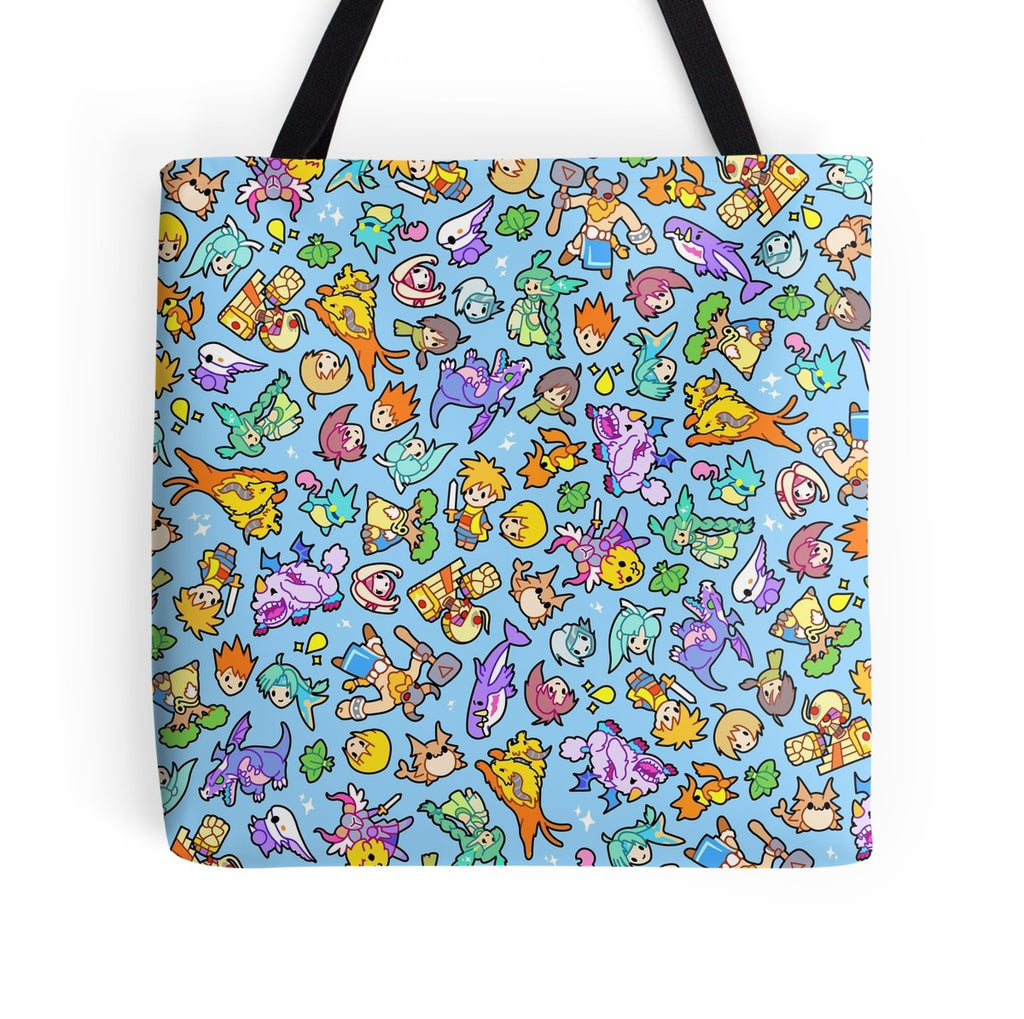 Golden Sun Tote Bag