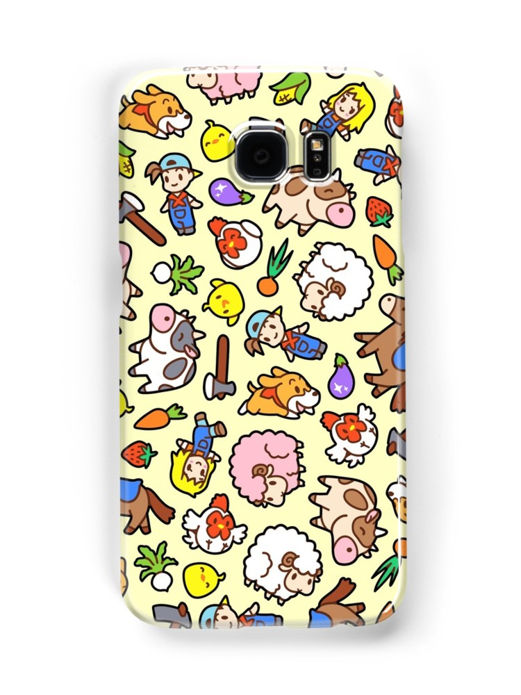 Harvest Moon Phone Case