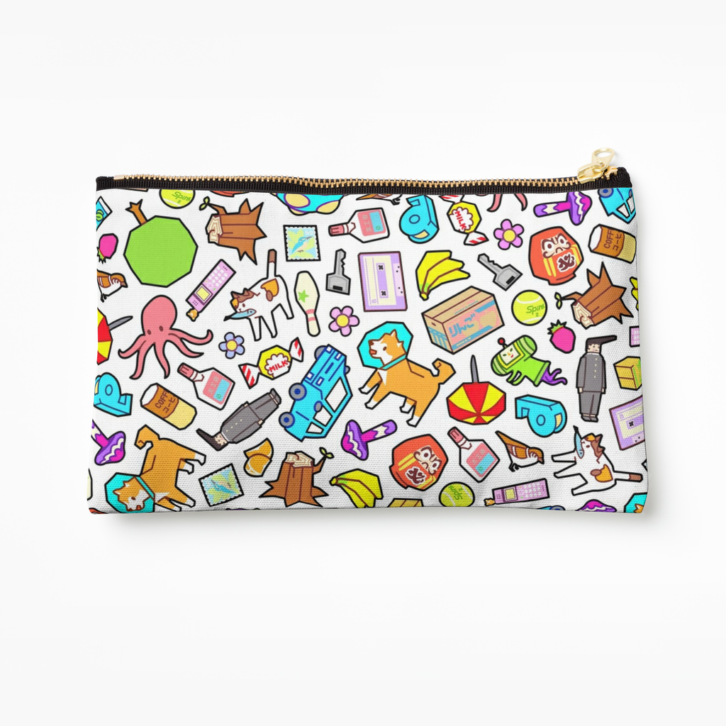 Katamari Damacy Pencil Case