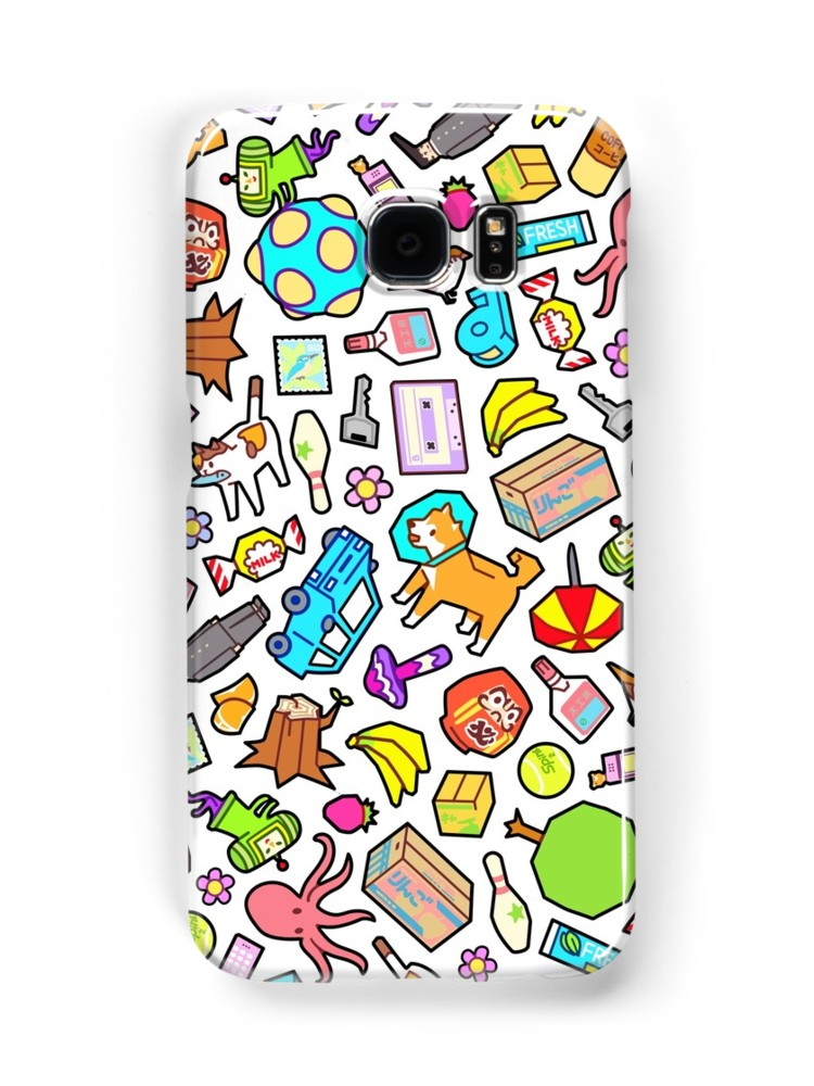 Katamari Damacy Phone Case