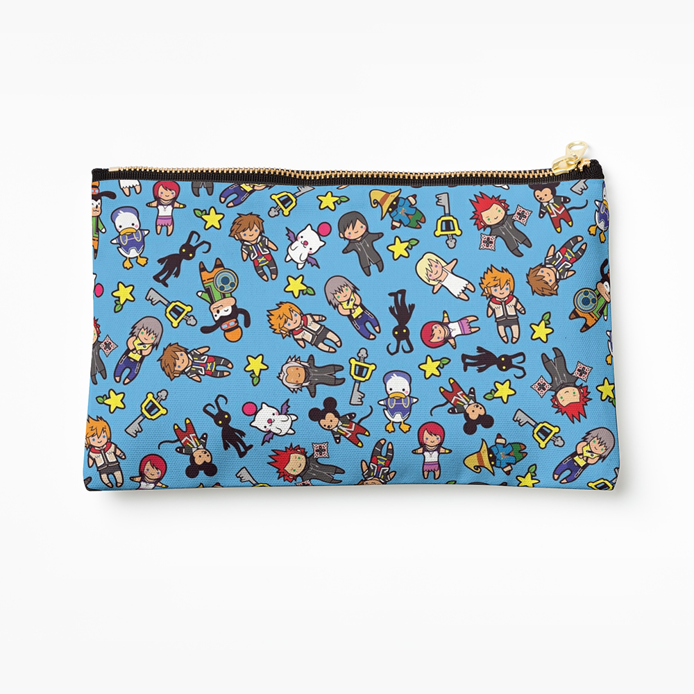 Kingdom Hearts Pencil Case