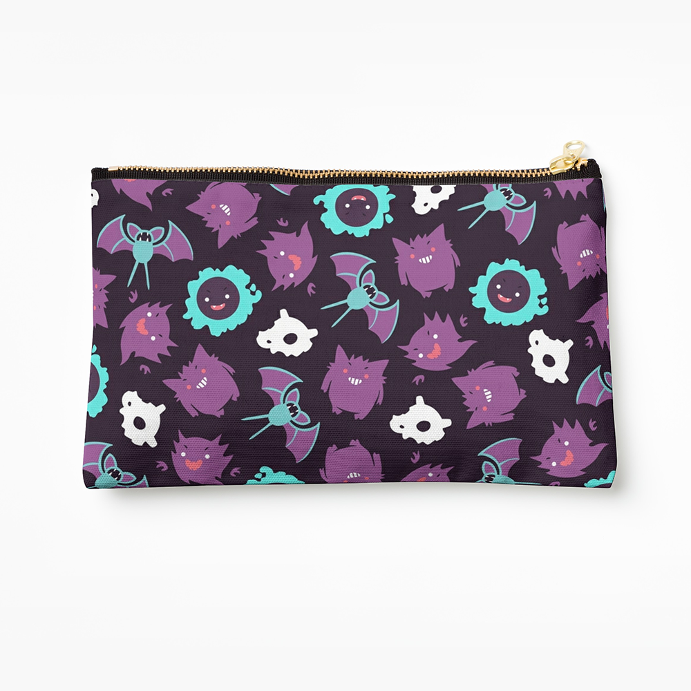 Lavender Town Pencil Case