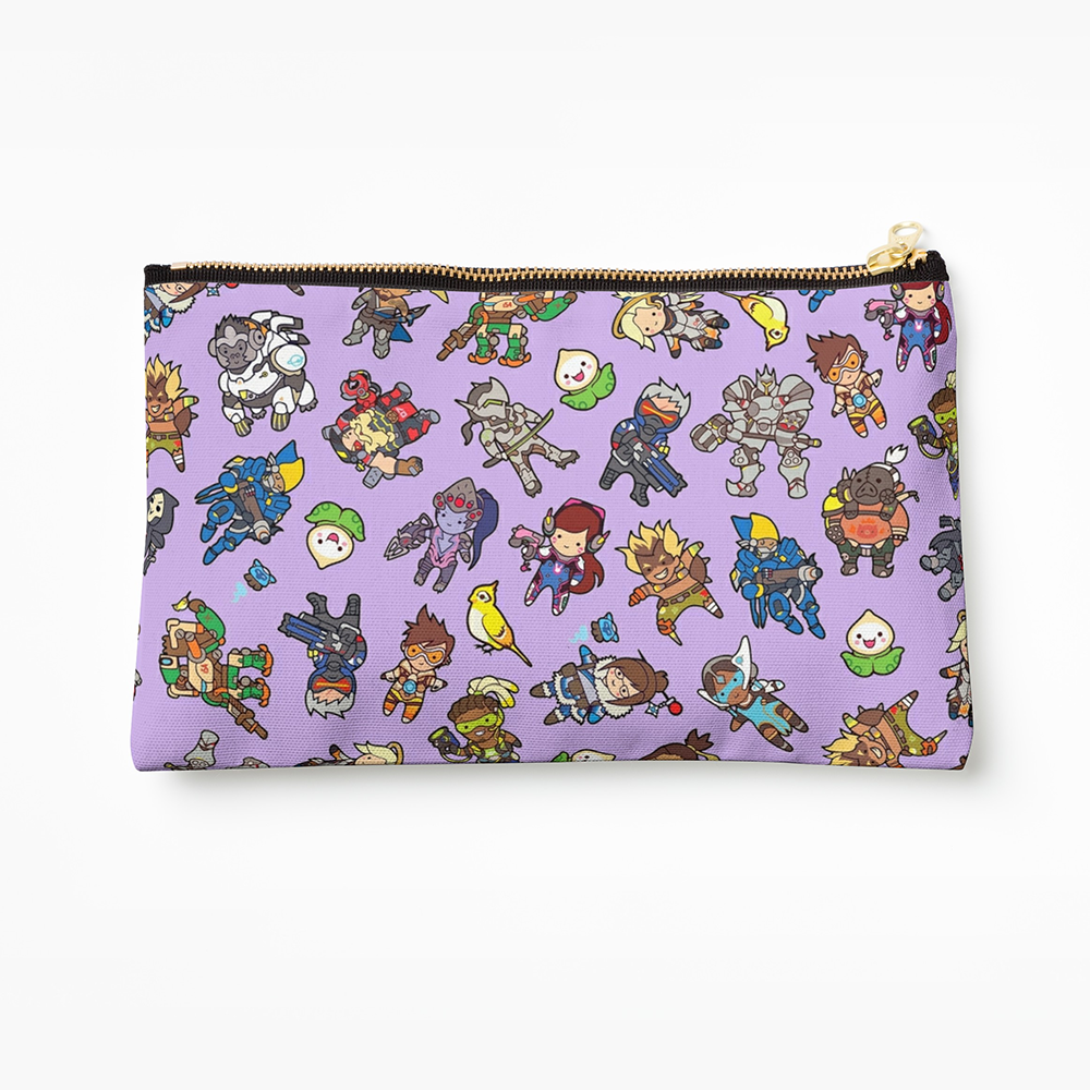 Chibiwatch Pencil Case