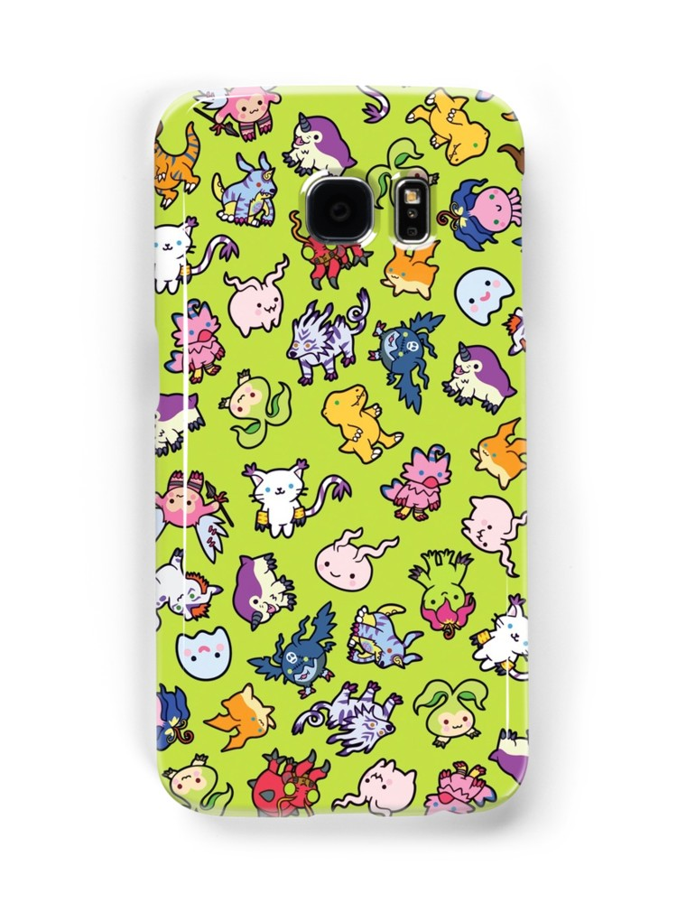 Chibimon Phone Case
