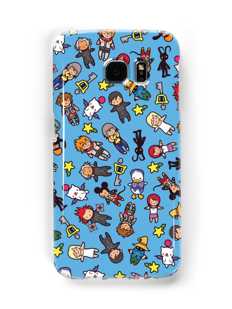 Kingdom Hearts Phone Case