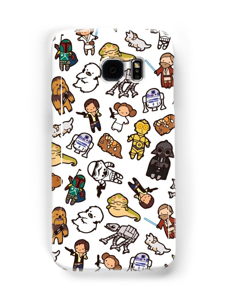 Chibi Wars Phone Case