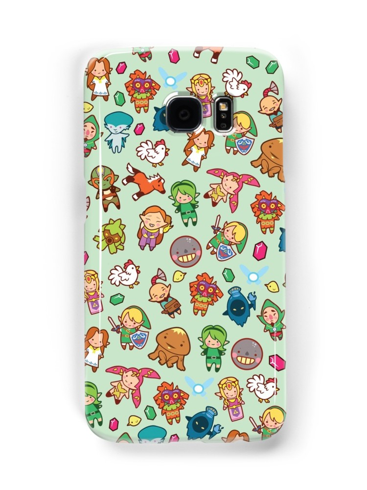 Legend of Cute Phone Case